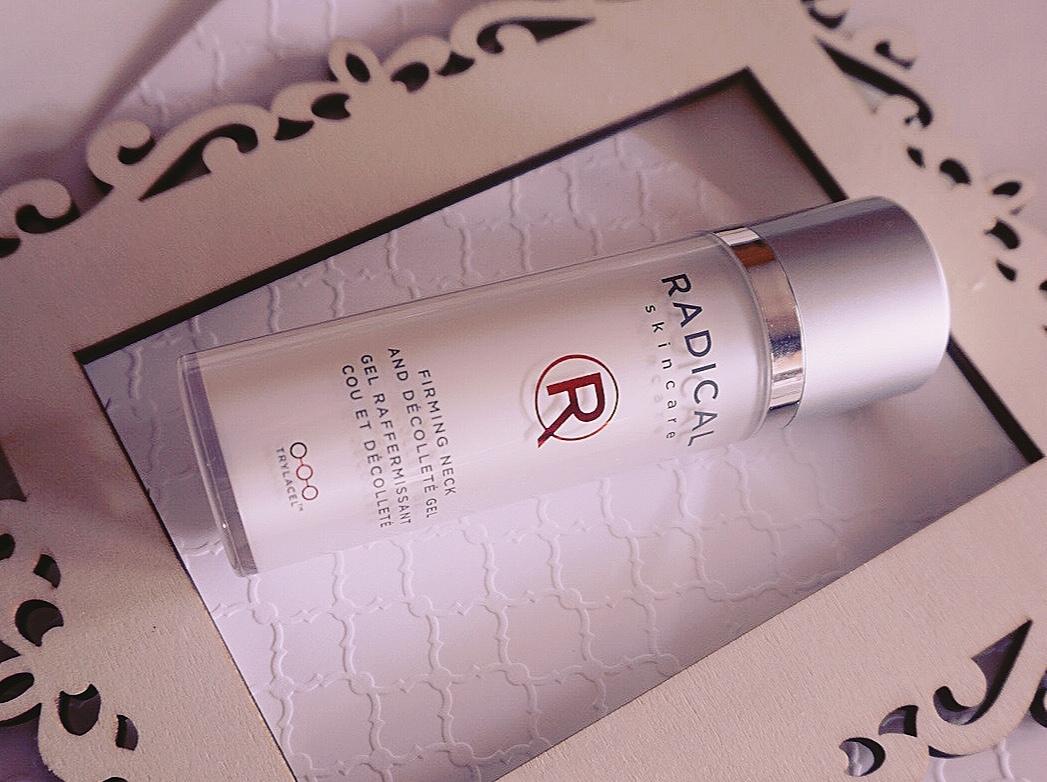 Radical Skincare; Neck Gel