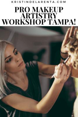 Pro Makeup Artistry Workshop Tampa